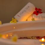Ylang Spa flower bath